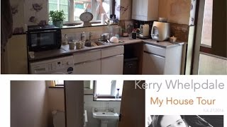 HOUSE TOUR (BEFORE) | KERRY WHELPDALE