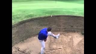 Sand Bunker Trickshot!