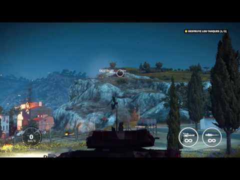 Just cause 3 gameplay 4 una reaccion terrible