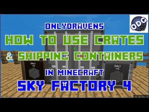 Sky Factory 4 — onlydraven