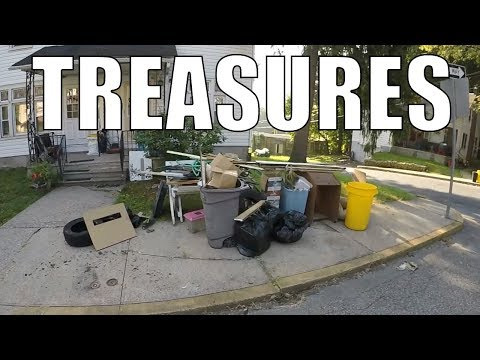 Trash Picking And Auction Hauls Of The Week - Staying HOT