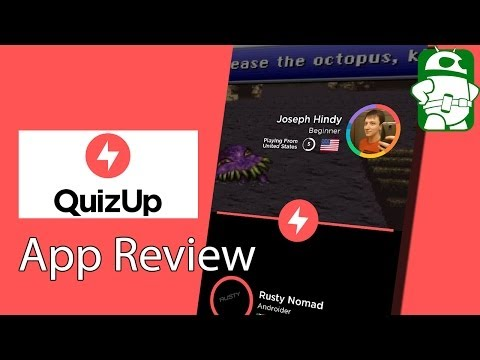 QuizUp Review for Android