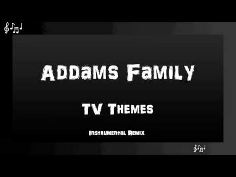 Addams Family Theme Song Instrumental Remix