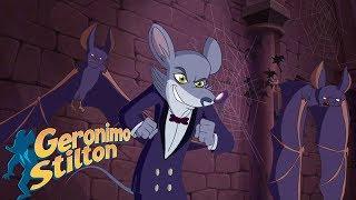 Video Geronimo Stilton | Scary Bat | Halloween 👻 🎃 | Geronimo Stilton Adventures | Cartoons for Children download MP3, 3GP, MP4, WEBM, AVI, FLV September 2018