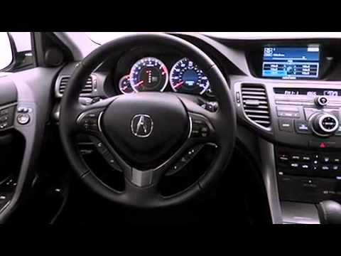 2012 Acura TSX 5-Sd Automatic w/Technology Package - YouTube