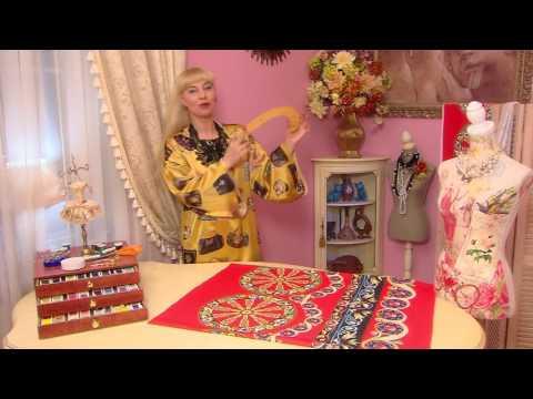 b7b9d75bd8a 1280x720 Красное платье от Ольги Никишичевой Доброе утро Фрагмент выпуска от  20 06 2017