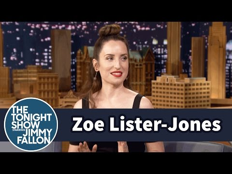 Zoe ListerJones' Demonic Voice Is Better Than an Alarm System