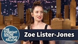 Zoe Lister-Jones39 Demonic Voice Is Better Than an Alarm System