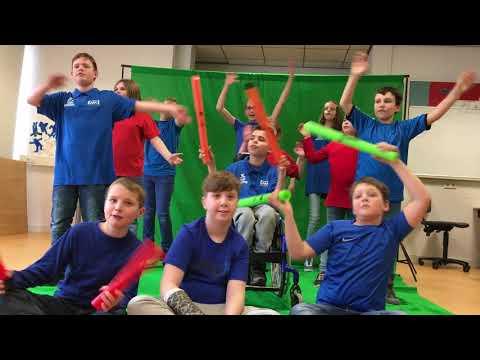 groep MB-AV (6/7) van Mytylschool de Sprienke uit Goes (SBO)