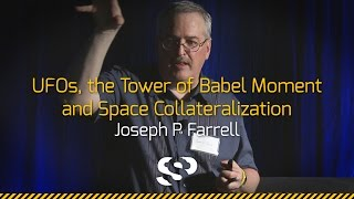 Joseph P Farrell at the Secret Space Program Conference,  2014 San Mateo (presentation 2)