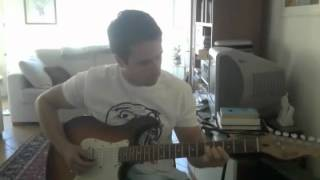 Metheny lick 2 - Message To My Friend
