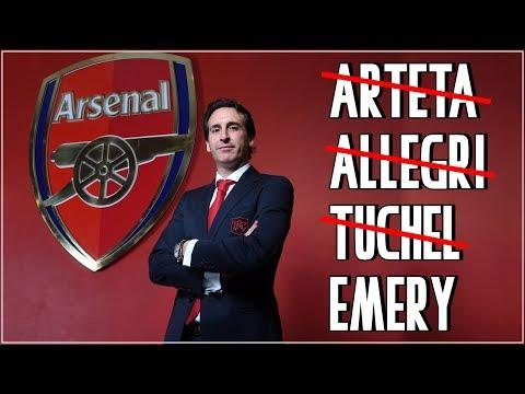 Inilah Alasan Kenapa Gaya Melatih Unai Emery Sangat Cocok Untuk Arsenal (Pembahasan Lengkap) Mp3