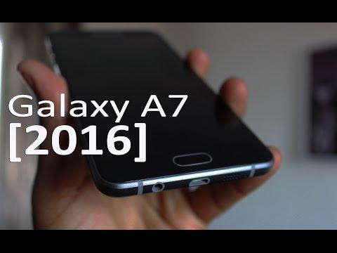Minha opinião - Samsung Galaxy A7 [2016]