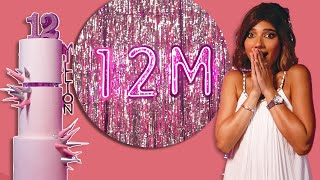 حفلة ال ١٢ مليون مشترك (مؤثر) 😱🎉