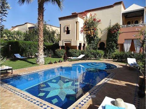 Villa Aâlma, une belle maison au sein d'un jardin élégant