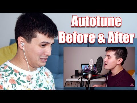 Why I Cant Sing Without Autotune *proof*