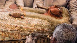 مصر: بالفيديو: أهم اكتشاف أثري  منذ 100 عام
