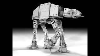 AT-AT WALKER (STAR WARS)