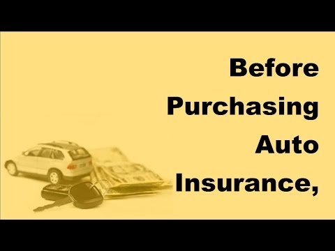 2017 Car Insurance Tips |  Before Purchasing Auto Insurance, Read These Handy Tips