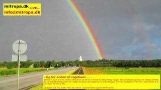 Og for enden af regnbuen ligger Tønder by