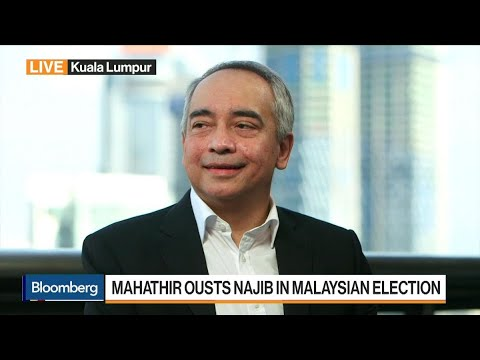 CIMB's Razak Says Malaysians Voted Loudly, Clearly for Change