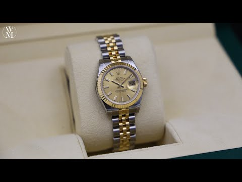 Ladies Watch - Rolex Lady Datejust Reference # 179173