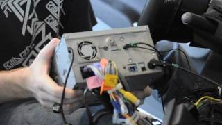 Repeat youtube video Pioneer F90BT Smart Car Install