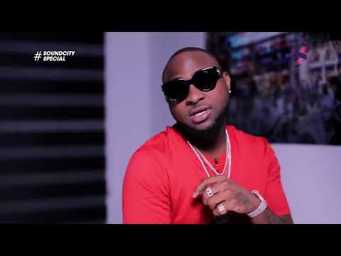 Davido's 30 Billion Tour x Interview | Soundcity Special