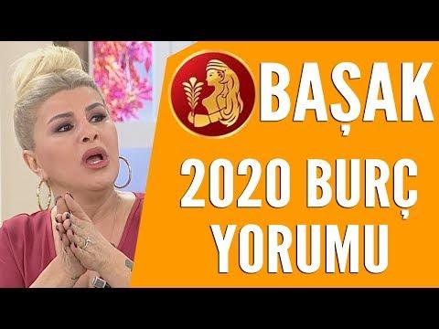 BAŞAK BURCU   Nuray Sayarı'dan 2020 burç yorumları