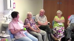 Goole Stroke support group session
