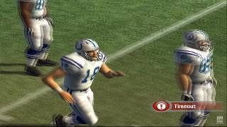 Madden NFL 07 PS2 Gameplay HD