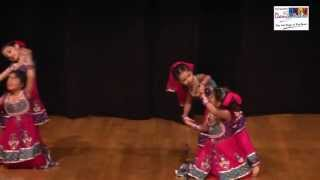 Kids dance performance on Payal Hai Chankai song by Sampada