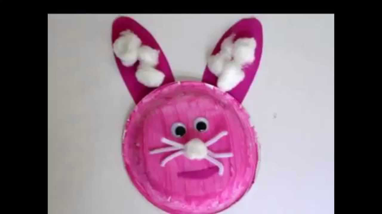 Paper plate arts and crafts & Paper plate arts and crafts - YouTube