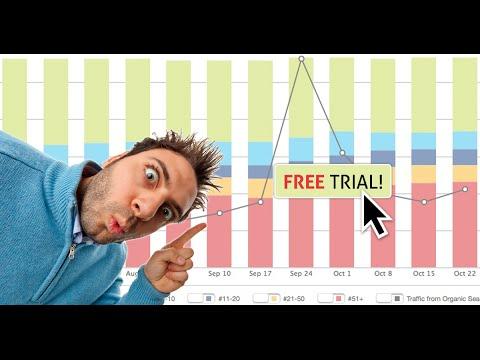 #1 Keyword Rank Tracker! FREE - No Credit Card required!