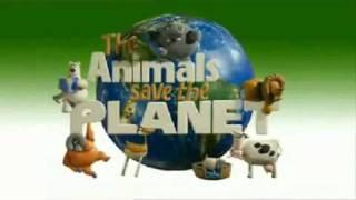 Salve o Planeta - Uma campanha inteligente para crianças de 3 a 103 anos