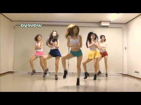 PSY   Gangnam Style   cover Waveya Mirror