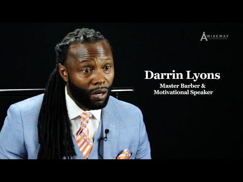 Motivational Speaker and Master Barber Talks About How People Should Invest