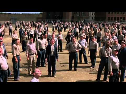 Inappropriate usage of Holiday Road #4: The Shawshank Redemption