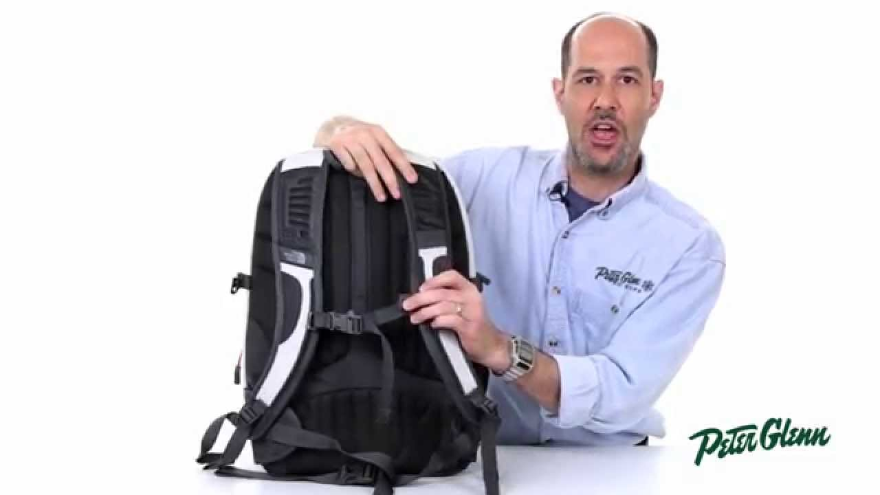 ba4ecb494f90 2014 The North Face Surge II Backpack Review - YouTube