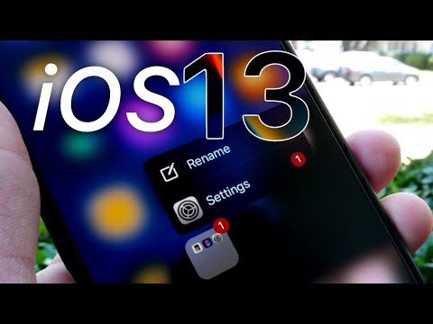 iOS 13 NEEDS To Have These Features - LEAKS & Rumors