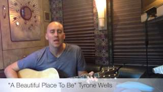 Скачать Tyrone Wells Quot A Beautiful Place To Be Quot Unplugged In The Tour Bus