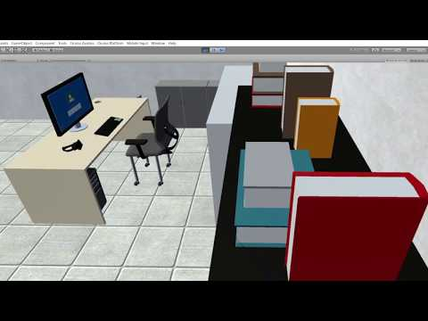 VR Shrink & Grow Game (Schulze Simulator)  