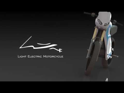 lem-bullet-electric-motorcycle-front-fairing---making-of