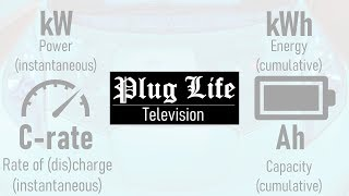EVs: what's the difference between kW and kWh? | Plug Life Television Episode 17