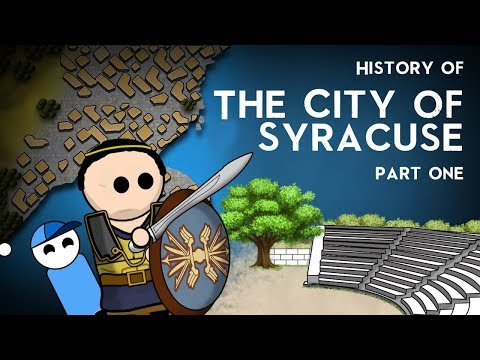 History of the city of Syracuse - Part 1