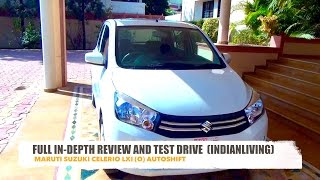Maruti Suzuki Celerio 2016 Best Review (Full Tour, Features, Test Drive, Looks, Infotainment)
