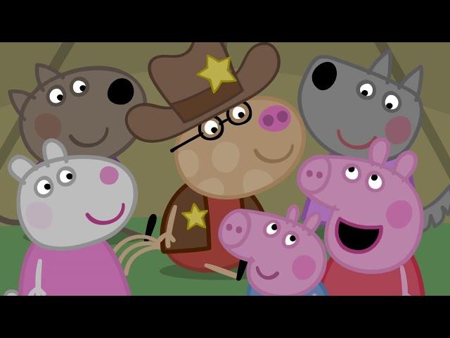 Peppa Pig 粉紅豬小妹 第五季11【牛仔佩德羅】中文版