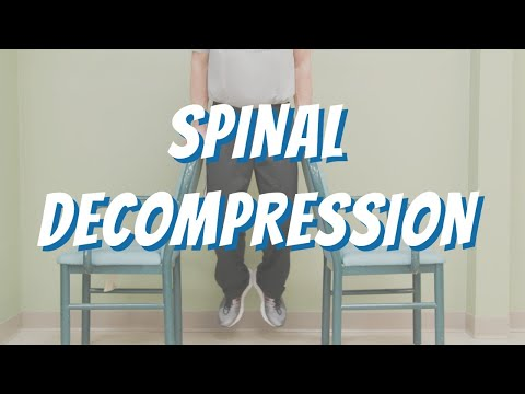 Spinal Decompression Made Easy With Amazing (Pain Relieving) Results
