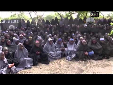 Dozens of Nigerian Girls Escape Boko Haram