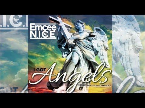 I Got Angels (Gospel Hip-Hop Lyric Video)